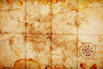 old treasure map