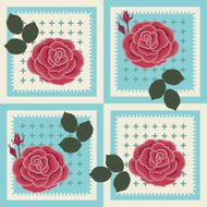 Pattern Roses