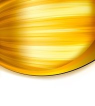 Gold elegant abstract background.
