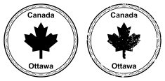 Canadian Passport Stamp
