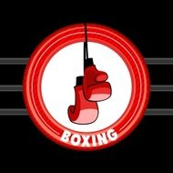 Emblem of boxing
