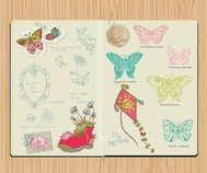 Butterly Journal