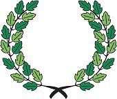 Laurel Wreath Emblem