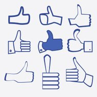 Thumbs Up Icons