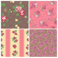 Rose Floral Patterns