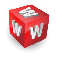 www button, icon