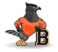 Bird With Letter B