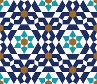 Douma Seamless Pattern Six