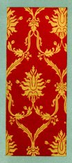 Floral Pattern - 16th Century