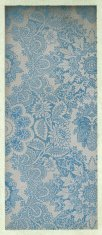 Flowered Lace Pattern - 17th Century