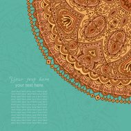 Decorative Vintage Design Element,
