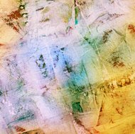 Grunge painted torn paper texture