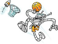 basketball robot