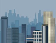 City background - VECTOR
