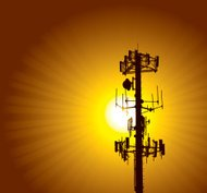 Cell Phone Tower - Telecommunications