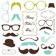 spectacles and mustaches