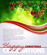 Happy Christmas Background