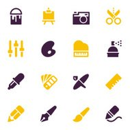Creative Icons - Color Series