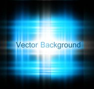 abstract light vector shiny blue technology background