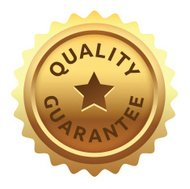 'Quality Guarantee' Gold Label