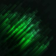 green abstract technology concept background