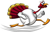 Thanksgiving Baseball