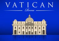 Vatican City Icon Design