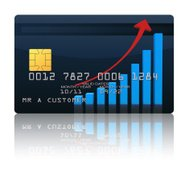 Upward Graph Credit Card