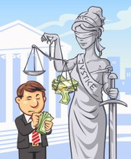 Justice is Expensive