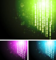 Abstract sparkling backgrounds
