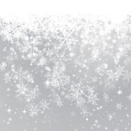Frosty Winter Background 2