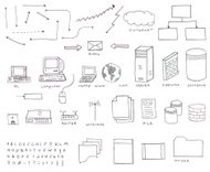 Networking Diagram Icons