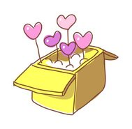 Heart in the box
