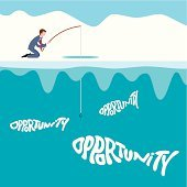fishing for opportunities