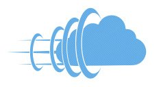 Vector concept cloud on white background. Eps10