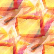 sunlight abstract watercolor red, green, pink seamless texture h
