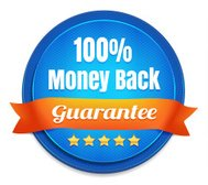 Money Back Guarantee Badge