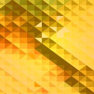 abstract colorful rhombus pattern background