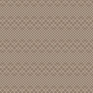 Thin White Line Abstract Pattern on Brown