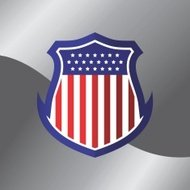 america patriot art shield
