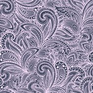 Beautiful floral paisley seamless