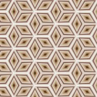 brown abstract rhombus pattern background