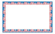 American Flags Frame C