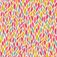 vector seamless abstract hand-drawn pattern, leaf backdrop, Endl