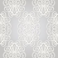 Seamless Ornate Abstract Pattern