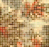 abstract colorful polka dots pattern background