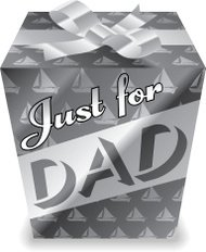 Just For Dad Heading