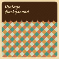 Vintage Background Texture Top Menu