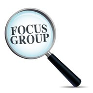 Focus Group Magnifying Glass
