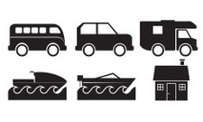 Insurance Coverage Icons